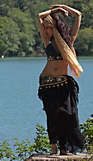 Laurie - danse orientale