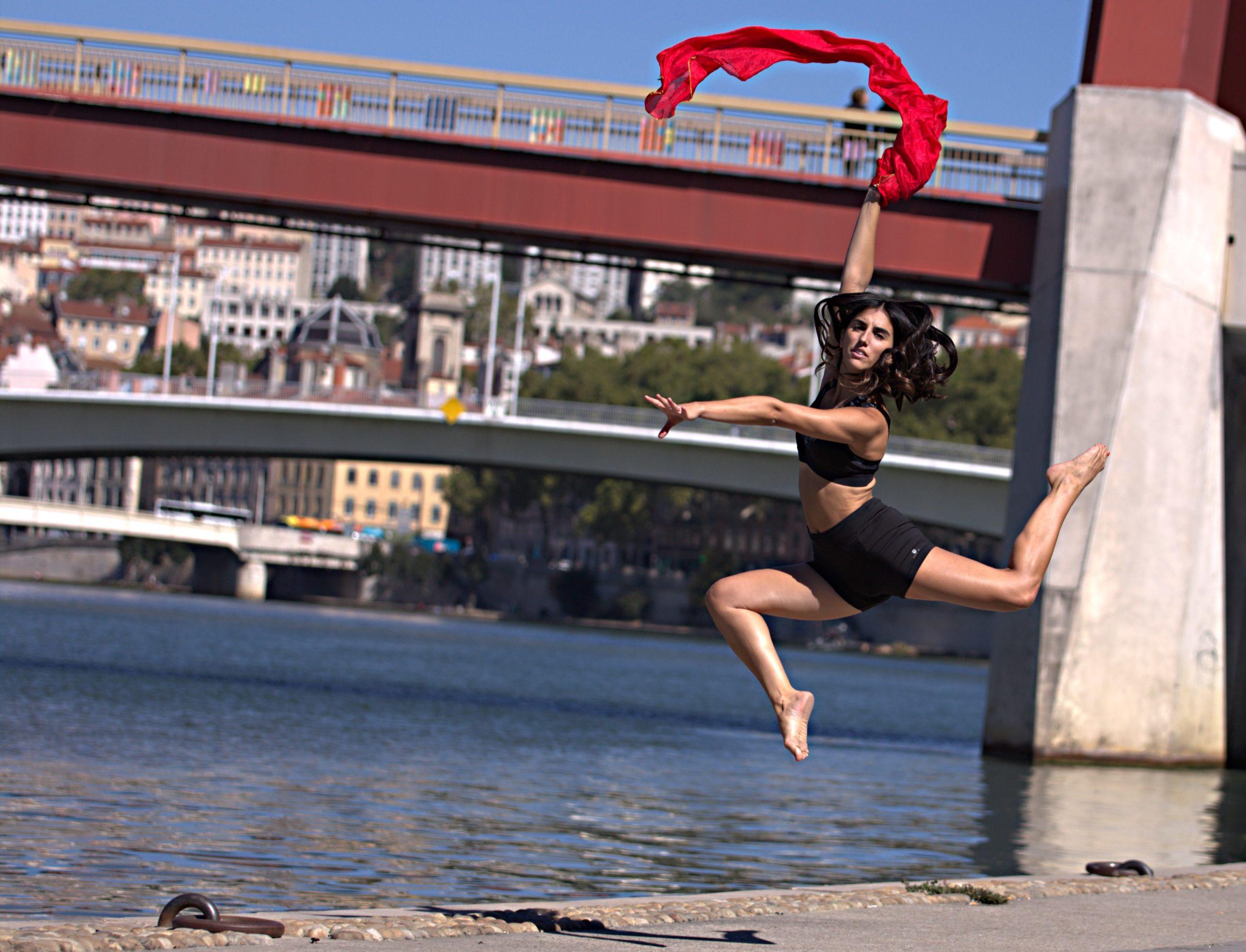 Mathilde - école danse Lyon