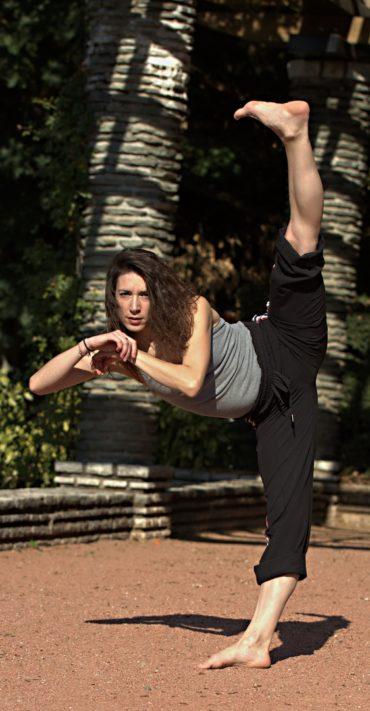 professeur danse classique contemporain