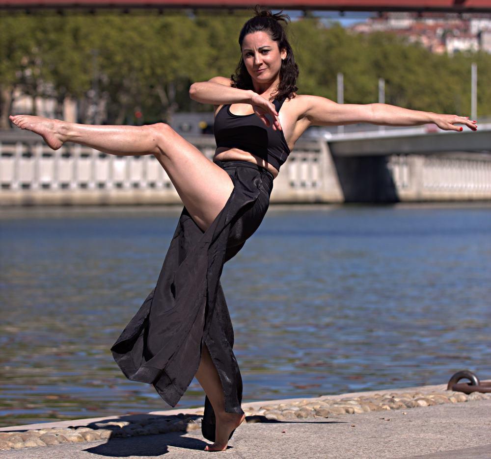 Claire professeur danse jazz